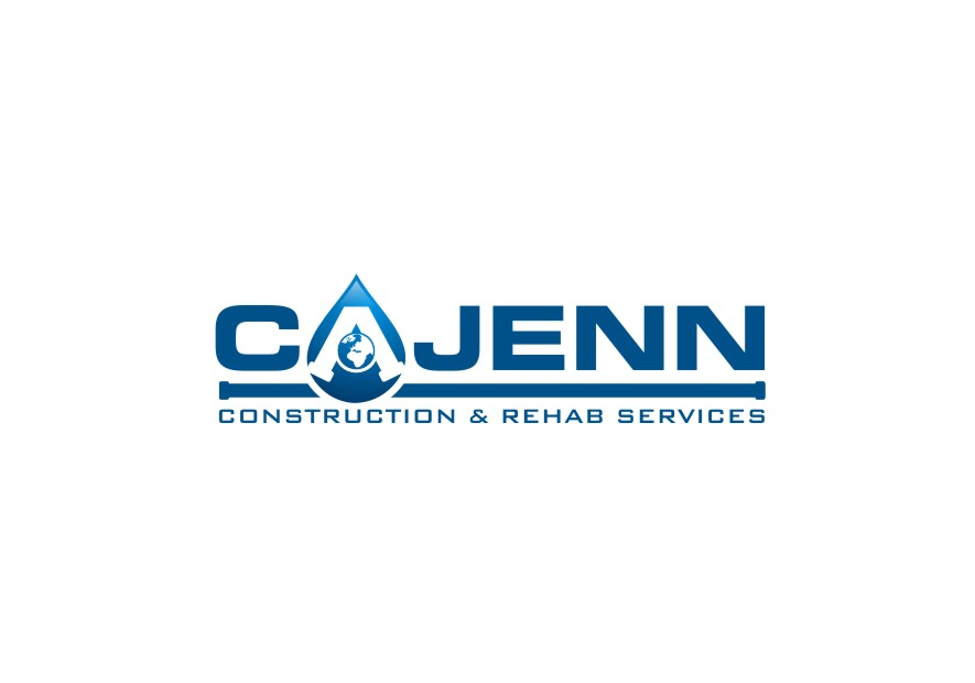 Logo Design by untung - Entry No. 85 in the Logo Design Contest New Logo Design for CaJenn Construction & Rehab Services.