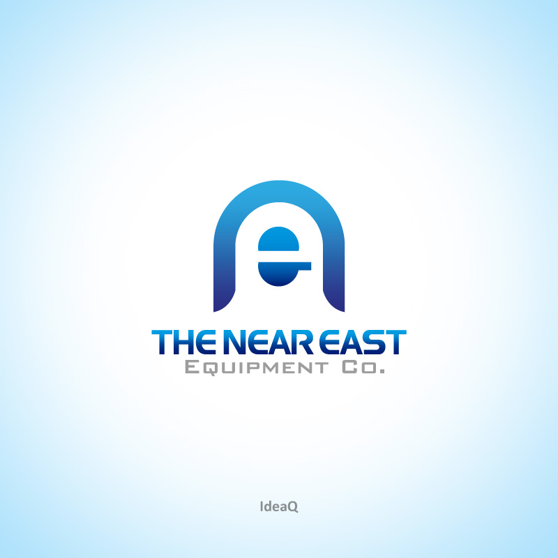 Logo Design by Private User - Entry No. 82 in the Logo Design Contest Imaginative Logo Design for The Near East Equipment Co..