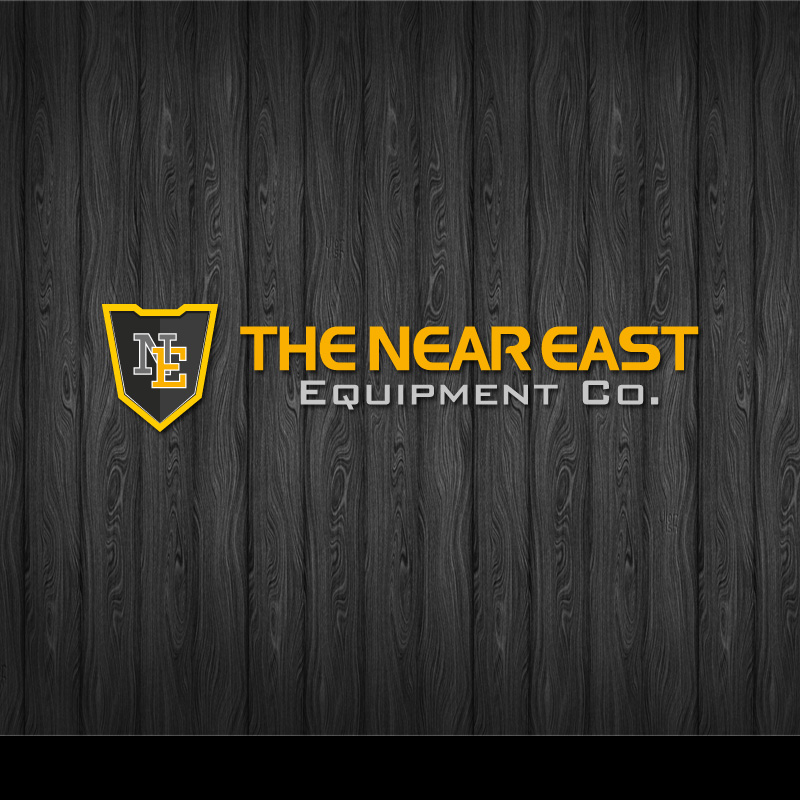 Logo Design by Private User - Entry No. 83 in the Logo Design Contest Imaginative Logo Design for The Near East Equipment Co..