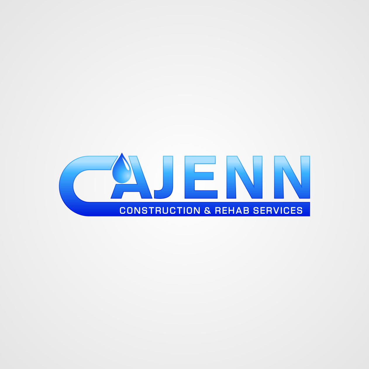 Logo Design by rifatz - Entry No. 99 in the Logo Design Contest New Logo Design for CaJenn Construction & Rehab Services.