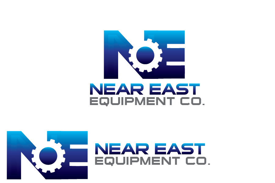Logo Design by Private User - Entry No. 89 in the Logo Design Contest Imaginative Logo Design for The Near East Equipment Co..