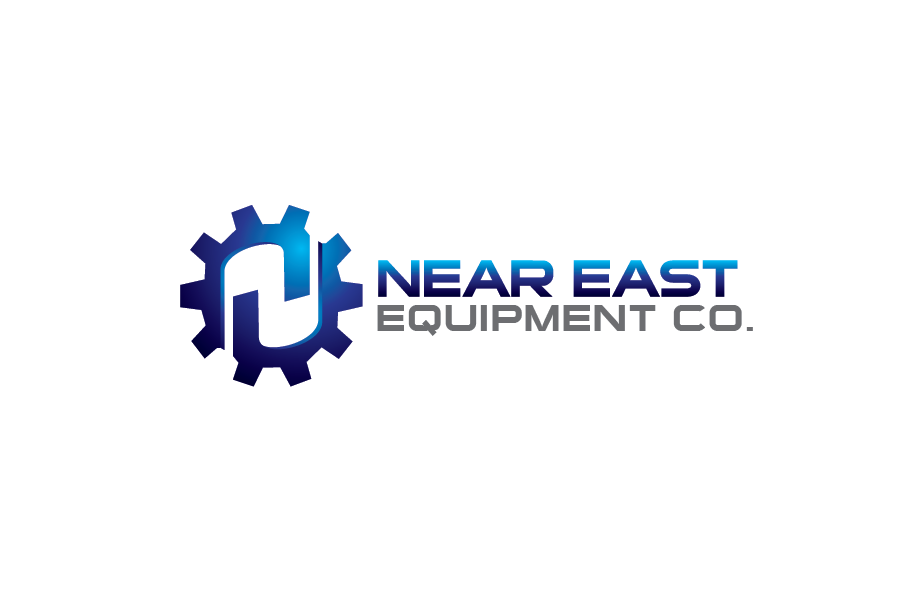 Logo Design by Private User - Entry No. 90 in the Logo Design Contest Imaginative Logo Design for The Near East Equipment Co..