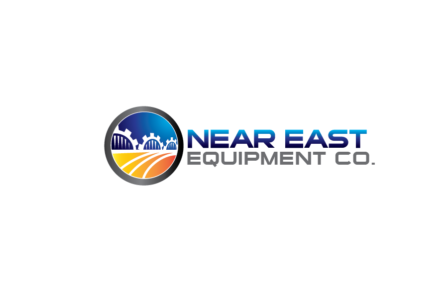Logo Design by Private User - Entry No. 91 in the Logo Design Contest Imaginative Logo Design for The Near East Equipment Co..