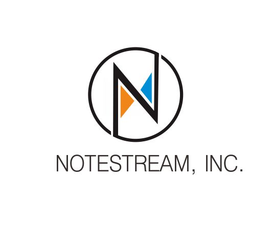 Logo Design by ronny - Entry No. 37 in the Logo Design Contest Imaginative Logo Design for NoteStream.