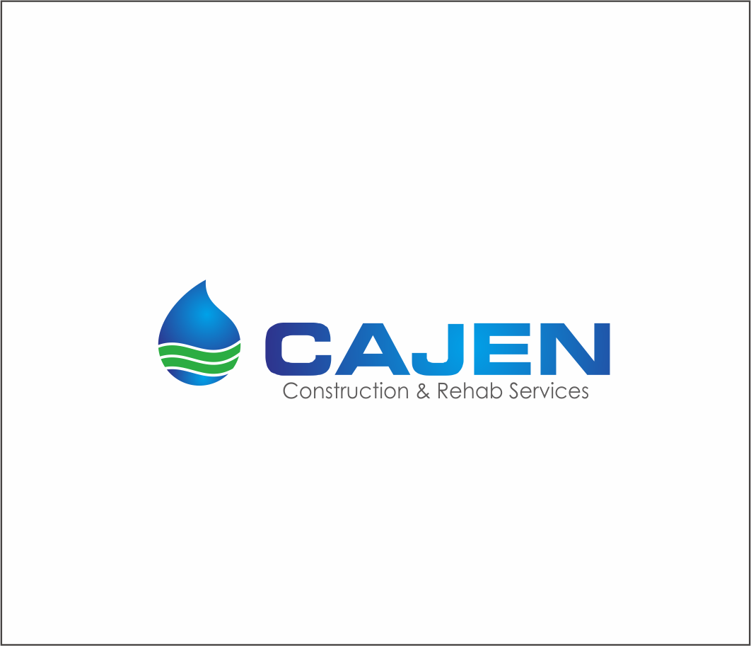 Logo Design by Armada Jamaluddin - Entry No. 113 in the Logo Design Contest New Logo Design for CaJenn Construction & Rehab Services.