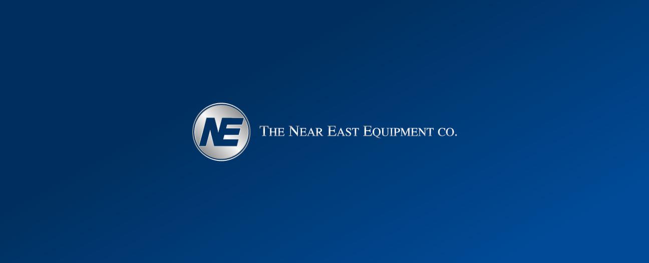 Logo Design by SERO - Entry No. 99 in the Logo Design Contest Imaginative Logo Design for The Near East Equipment Co..