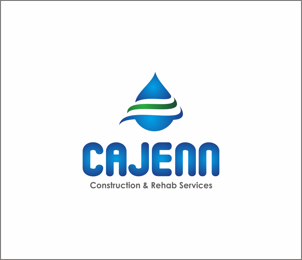 Logo Design by Armada Jamaluddin - Entry No. 115 in the Logo Design Contest New Logo Design for CaJenn Construction & Rehab Services.
