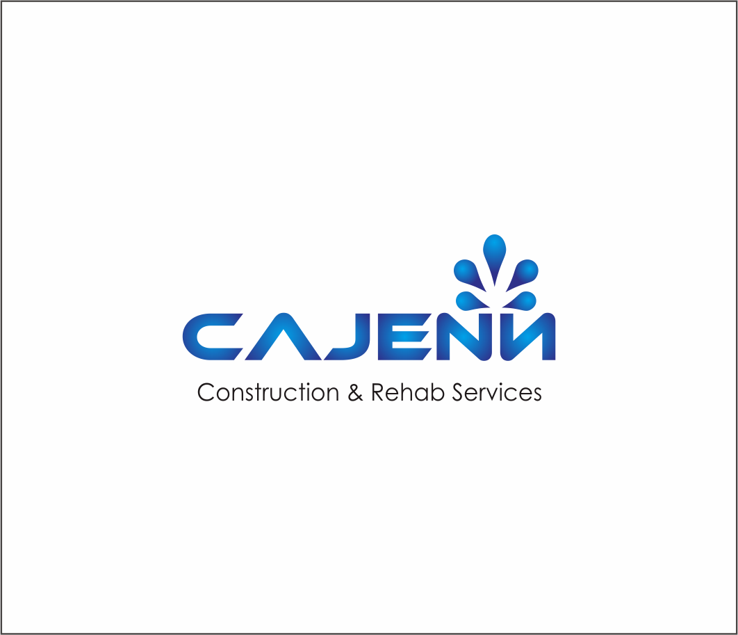 Logo Design by Armada Jamaluddin - Entry No. 117 in the Logo Design Contest New Logo Design for CaJenn Construction & Rehab Services.