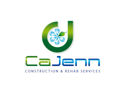 Logo Design by SGP - Entry No. 119 in the Logo Design Contest New Logo Design for CaJenn Construction & Rehab Services.