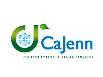 Logo Design by SGP - Entry No. 120 in the Logo Design Contest New Logo Design for CaJenn Construction & Rehab Services.