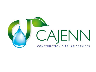Logo Design by SGP - Entry No. 121 in the Logo Design Contest New Logo Design for CaJenn Construction & Rehab Services.