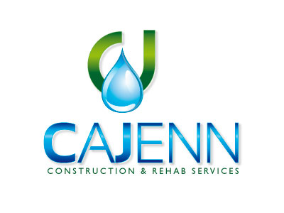 Logo Design by SGP - Entry No. 123 in the Logo Design Contest New Logo Design for CaJenn Construction & Rehab Services.