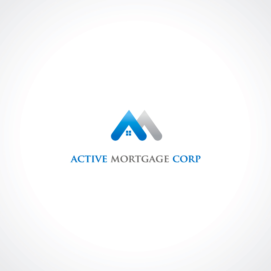 Logo Design by moxlabs - Entry No. 22 in the Logo Design Contest Active Mortgage Corp..