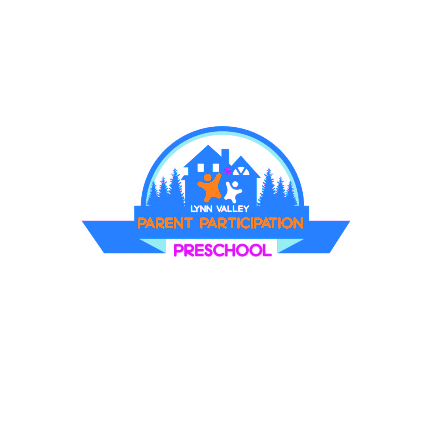 Logo Design by lagalag - Entry No. 25 in the Logo Design Contest New Logo Design for Lynn Valley Parent Participation Preschool.