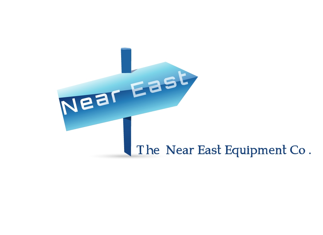 Logo Design by Marco Paulo Jamero - Entry No. 105 in the Logo Design Contest Imaginative Logo Design for The Near East Equipment Co..