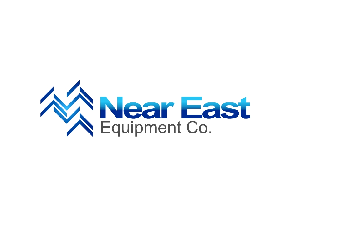Logo Design by Marco Paulo Jamero - Entry No. 108 in the Logo Design Contest Imaginative Logo Design for The Near East Equipment Co..