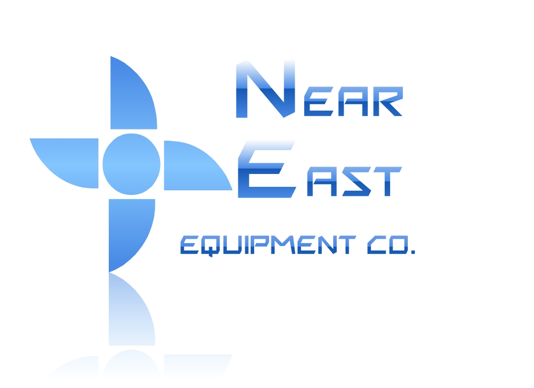 Logo Design by Marco Paulo Jamero - Entry No. 111 in the Logo Design Contest Imaginative Logo Design for The Near East Equipment Co..