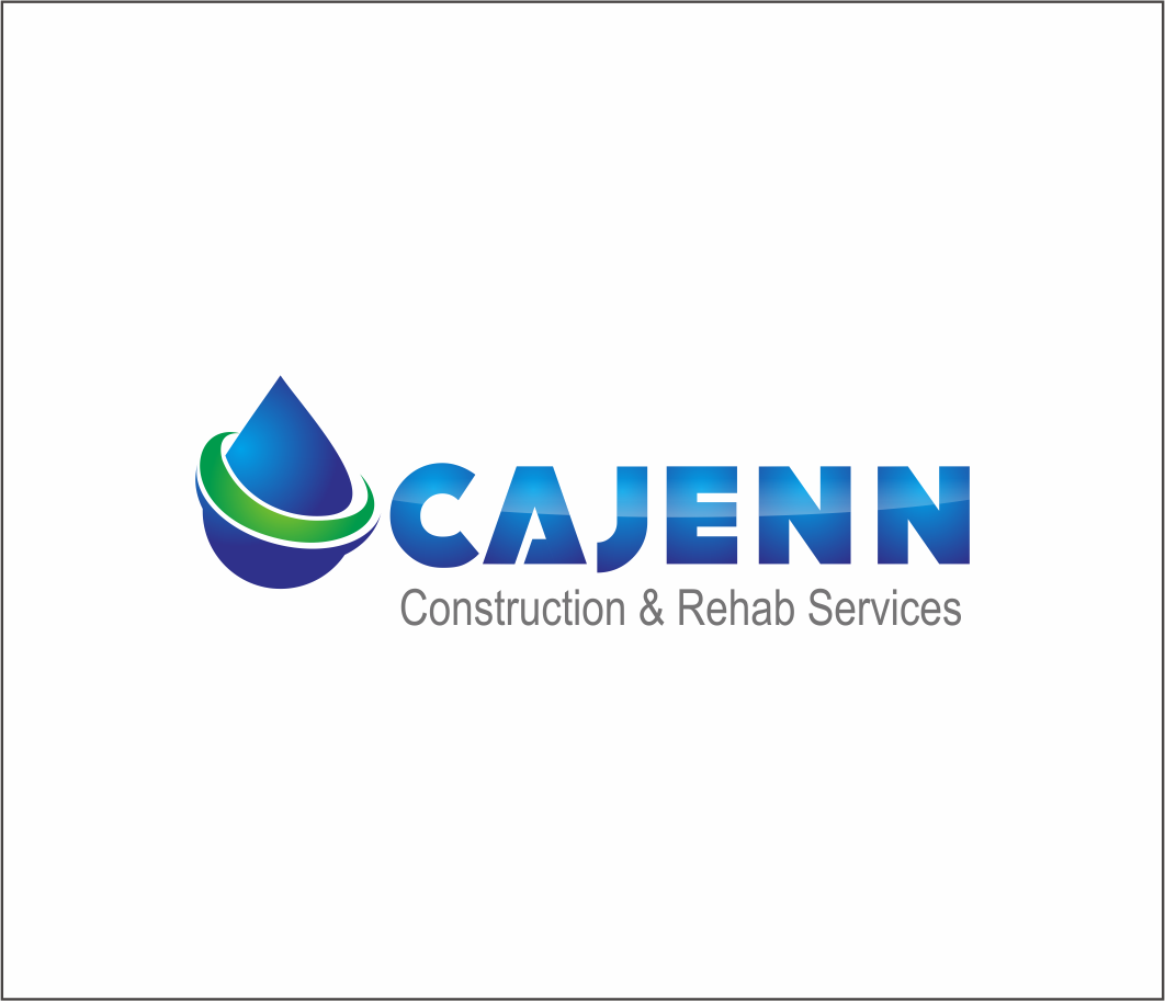 Logo Design by Armada Jamaluddin - Entry No. 141 in the Logo Design Contest New Logo Design for CaJenn Construction & Rehab Services.