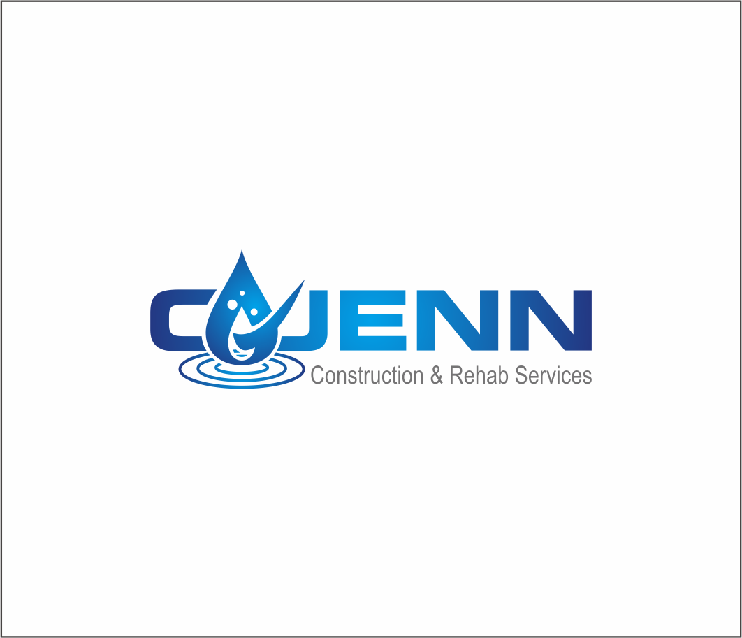Logo Design by Armada Jamaluddin - Entry No. 143 in the Logo Design Contest New Logo Design for CaJenn Construction & Rehab Services.
