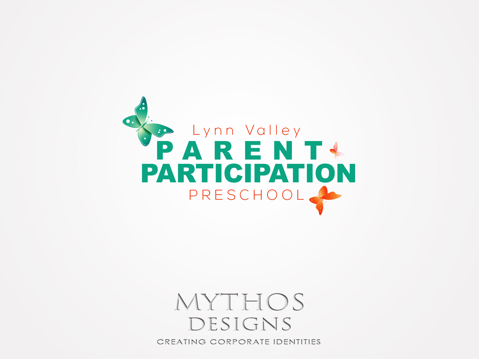 Logo Design by Mythos Designs - Entry No. 28 in the Logo Design Contest New Logo Design for Lynn Valley Parent Participation Preschool.