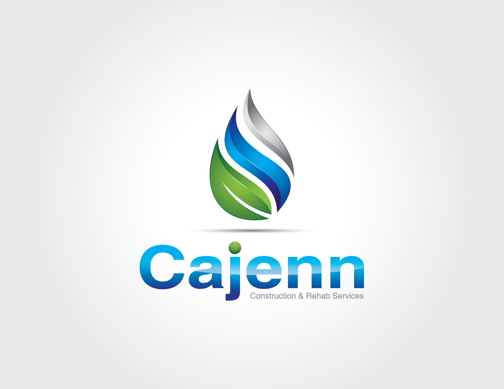 Logo Design by Yansen Yansen - Entry No. 156 in the Logo Design Contest New Logo Design for CaJenn Construction & Rehab Services.