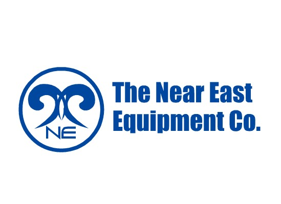 Logo Design by Ismail Adhi Wibowo - Entry No. 130 in the Logo Design Contest Imaginative Logo Design for The Near East Equipment Co..