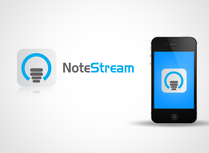 Logo Design by Jan Chua - Entry No. 59 in the Logo Design Contest Imaginative Logo Design for NoteStream.