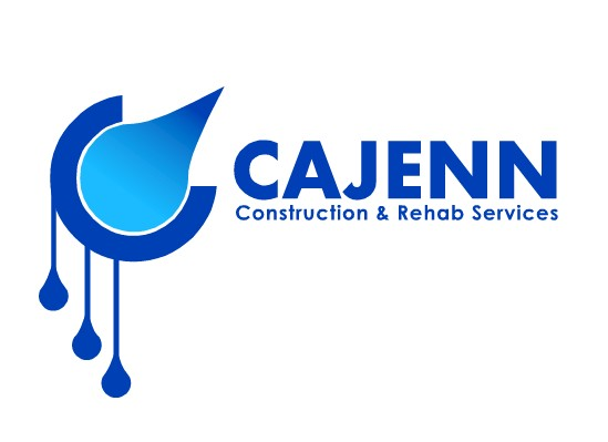 Logo Design by Ismail Adhi Wibowo - Entry No. 157 in the Logo Design Contest New Logo Design for CaJenn Construction & Rehab Services.
