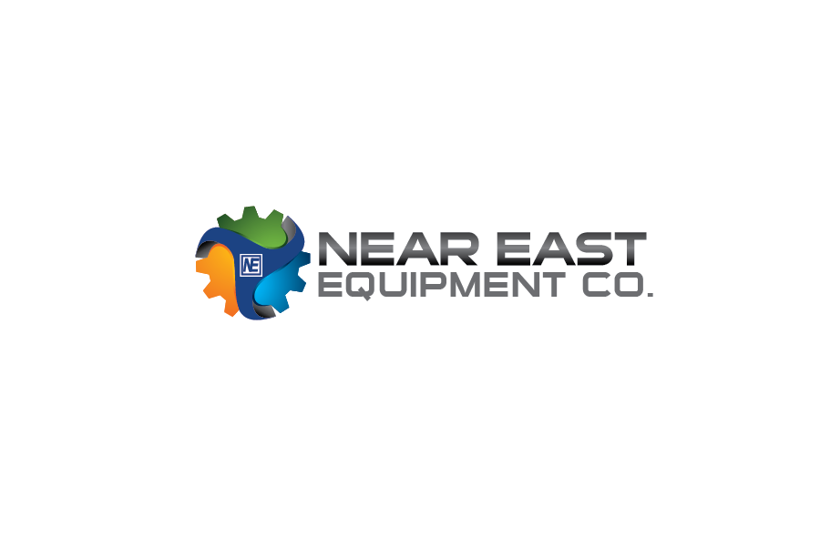 Logo Design by Private User - Entry No. 131 in the Logo Design Contest Imaginative Logo Design for The Near East Equipment Co..