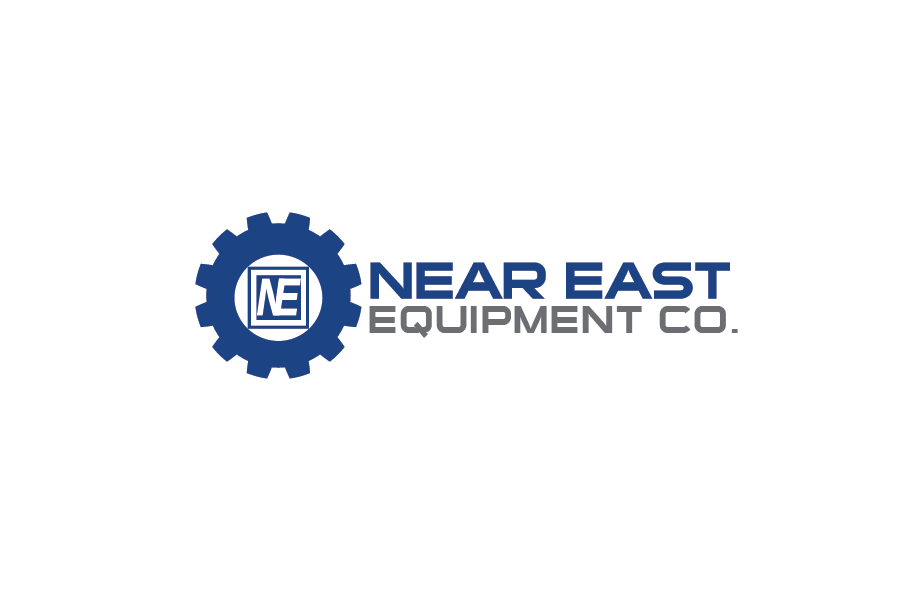 Logo Design by Private User - Entry No. 132 in the Logo Design Contest Imaginative Logo Design for The Near East Equipment Co..