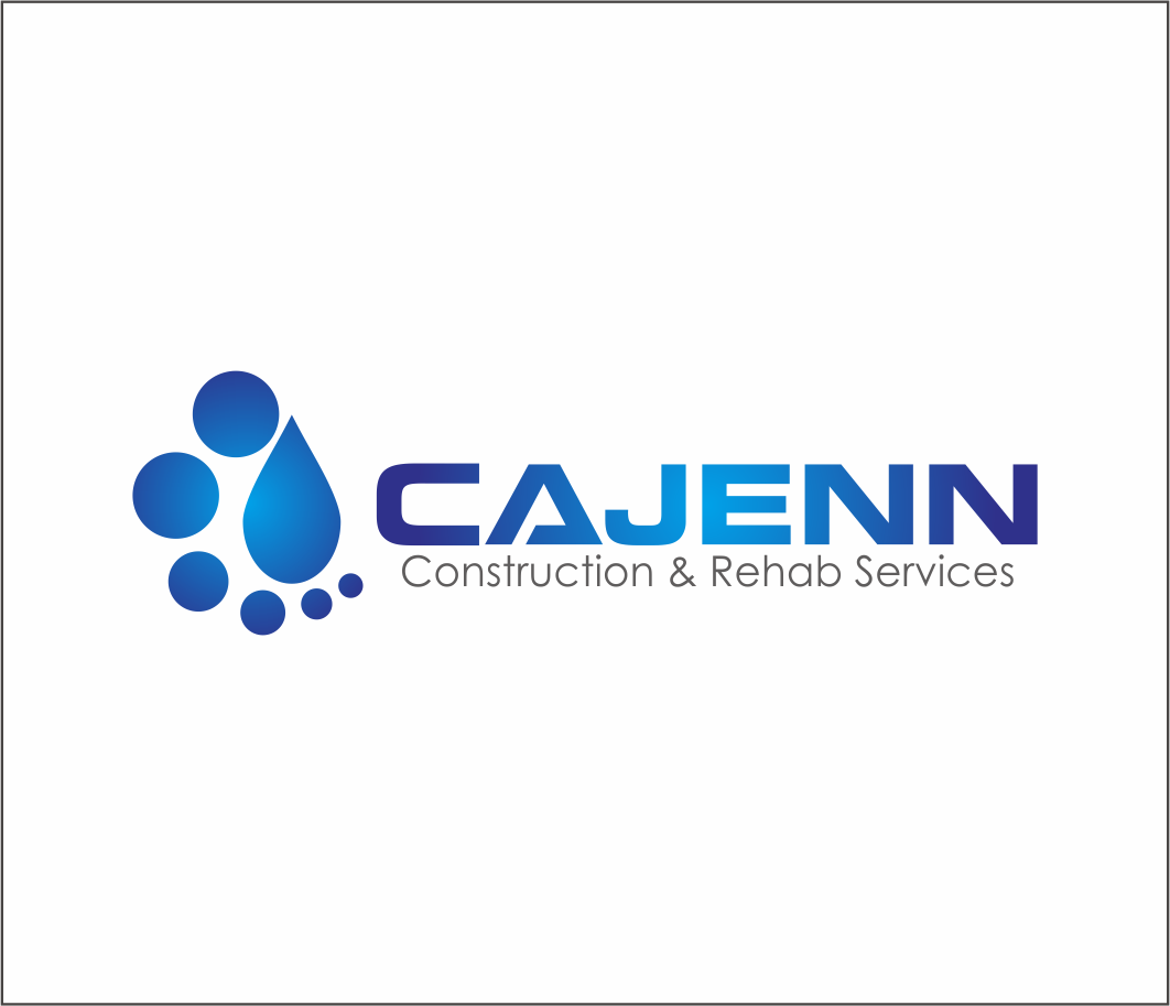 Logo Design by Armada Jamaluddin - Entry No. 158 in the Logo Design Contest New Logo Design for CaJenn Construction & Rehab Services.