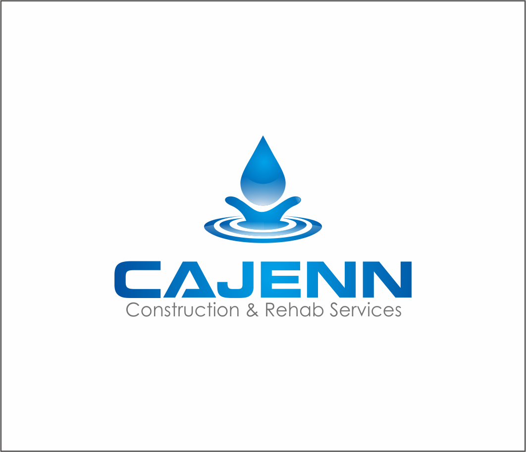 Logo Design by Armada Jamaluddin - Entry No. 161 in the Logo Design Contest New Logo Design for CaJenn Construction & Rehab Services.