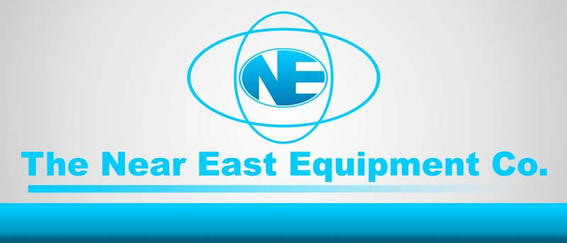 Logo Design by Crispin Jr Vasquez - Entry No. 136 in the Logo Design Contest Imaginative Logo Design for The Near East Equipment Co..