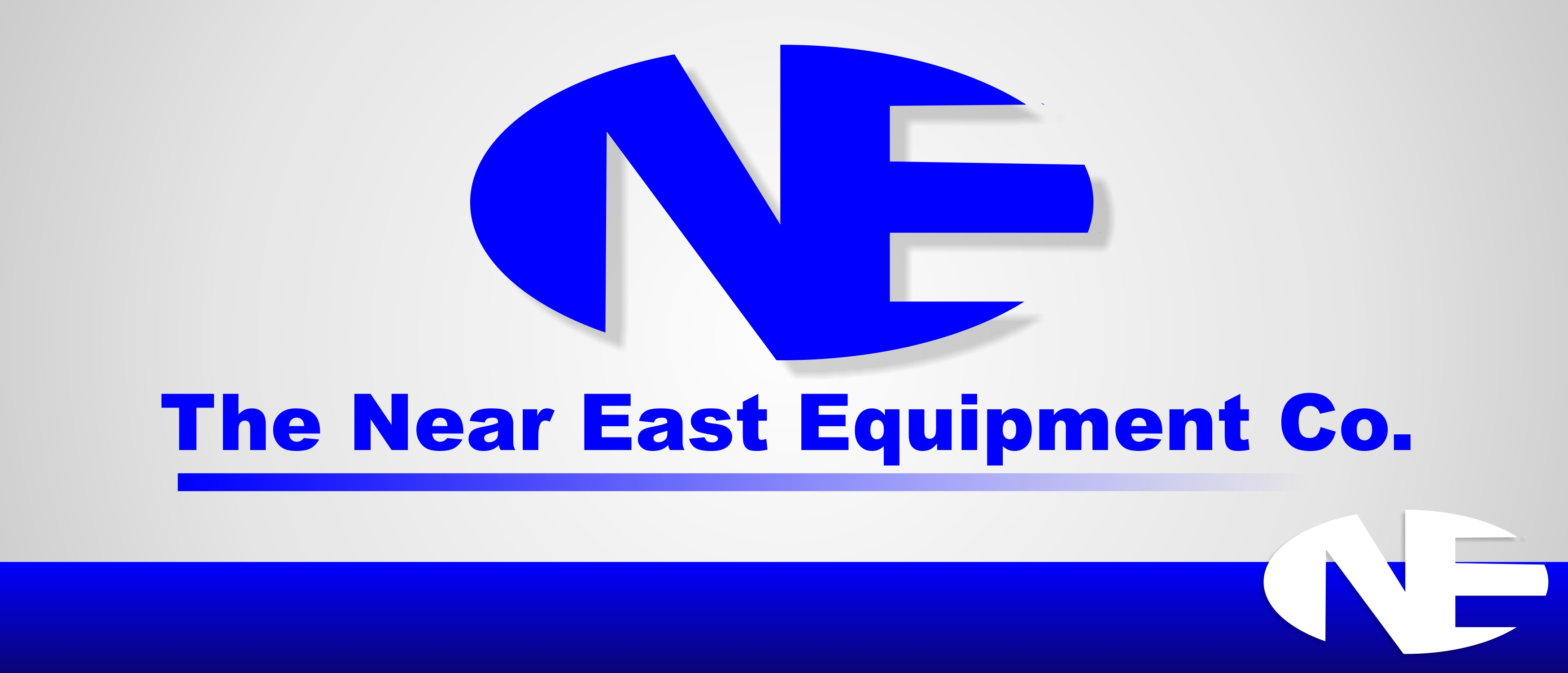 Logo Design by Crispin Jr Vasquez - Entry No. 137 in the Logo Design Contest Imaginative Logo Design for The Near East Equipment Co..