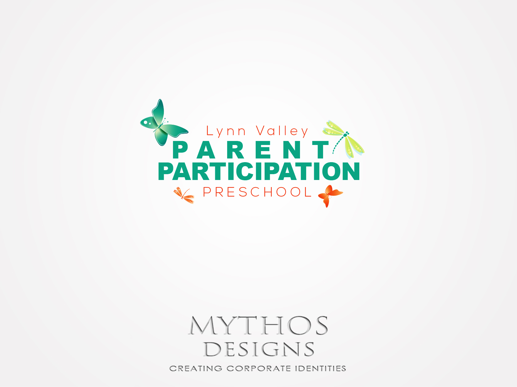 Logo Design by Mythos Designs - Entry No. 38 in the Logo Design Contest New Logo Design for Lynn Valley Parent Participation Preschool.