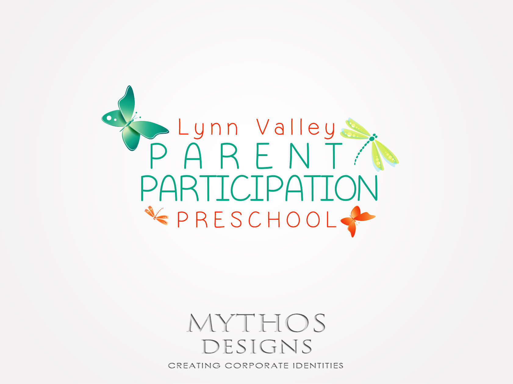 Logo Design by Mythos Designs - Entry No. 39 in the Logo Design Contest New Logo Design for Lynn Valley Parent Participation Preschool.