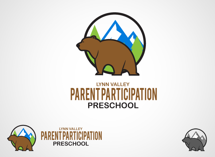 Logo Design by Jan Chua - Entry No. 40 in the Logo Design Contest New Logo Design for Lynn Valley Parent Participation Preschool.