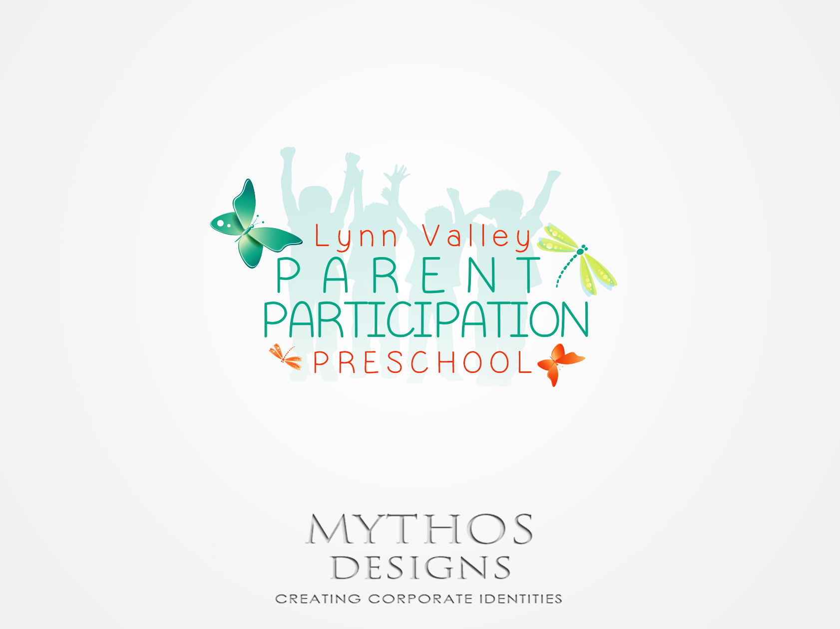 Logo Design by Mythos Designs - Entry No. 41 in the Logo Design Contest New Logo Design for Lynn Valley Parent Participation Preschool.