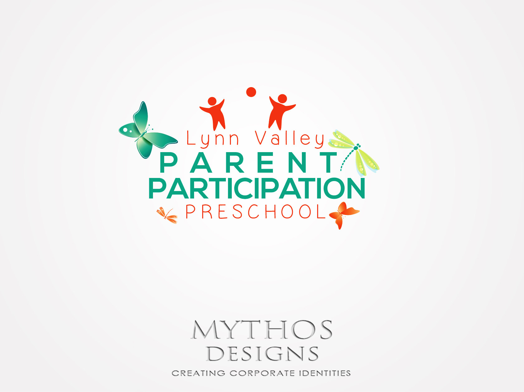 Logo Design by Mythos Designs - Entry No. 42 in the Logo Design Contest New Logo Design for Lynn Valley Parent Participation Preschool.