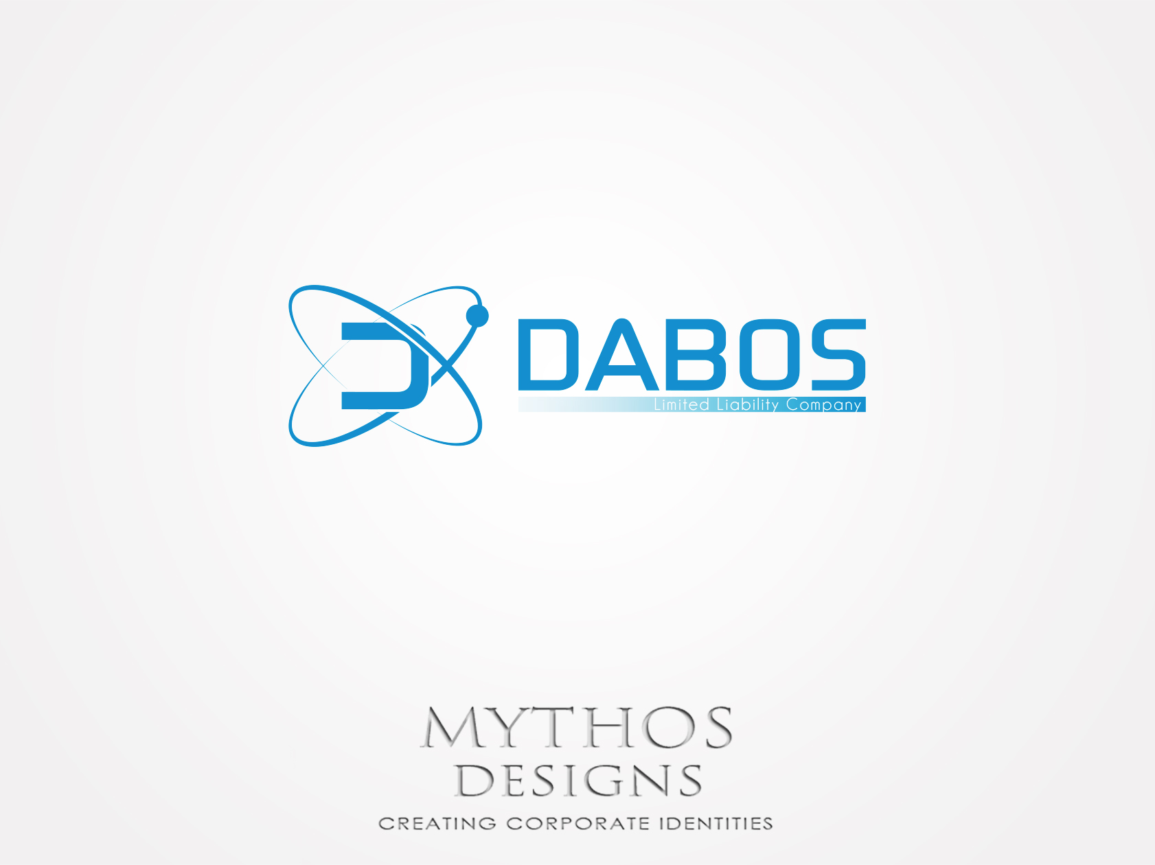 Logo Design by Mythos Designs - Entry No. 36 in the Logo Design Contest Imaginative Logo Design for DABOS, Limited Liability Company.