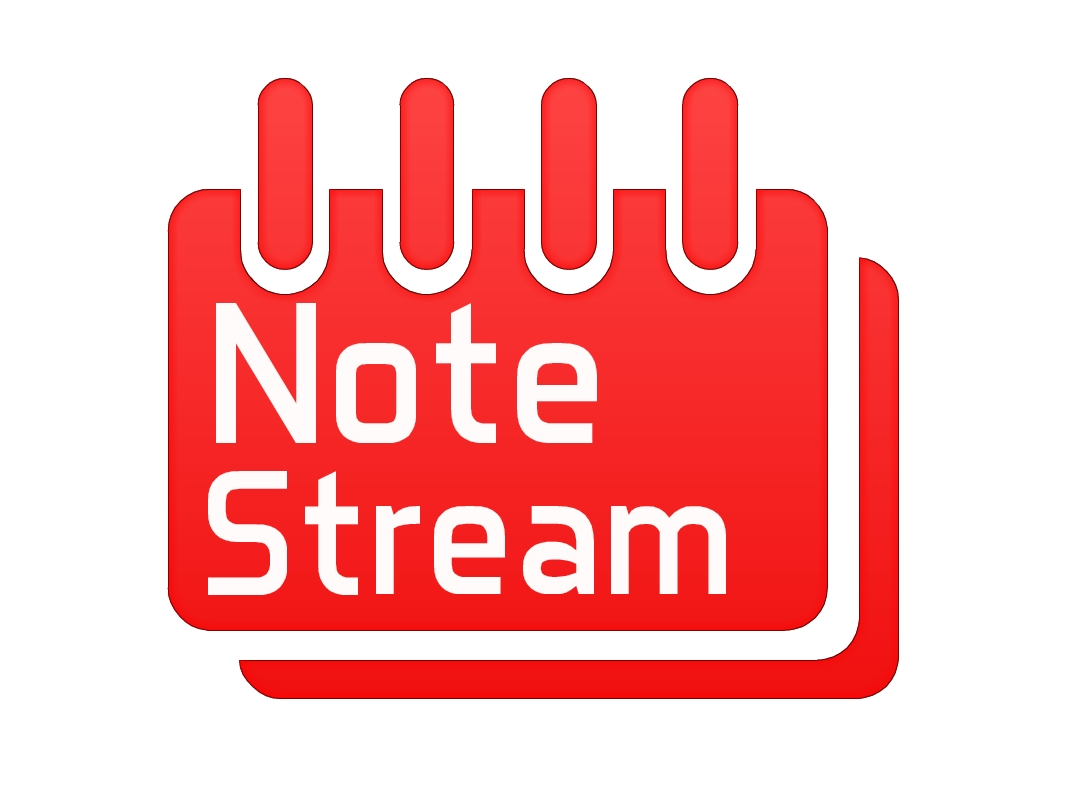 Logo Design by Marco Paulo Jamero - Entry No. 66 in the Logo Design Contest Imaginative Logo Design for NoteStream.