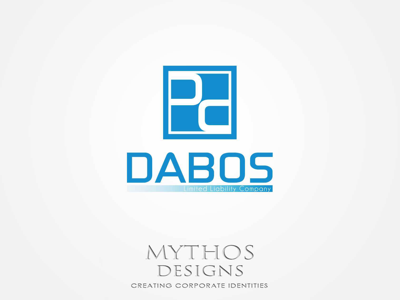 Logo Design by Mythos Designs - Entry No. 37 in the Logo Design Contest Imaginative Logo Design for DABOS, Limited Liability Company.