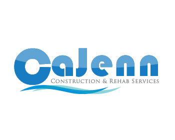 Logo Design by Crystal Desizns - Entry No. 165 in the Logo Design Contest New Logo Design for CaJenn Construction & Rehab Services.
