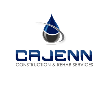 Logo Design by Crystal Desizns - Entry No. 166 in the Logo Design Contest New Logo Design for CaJenn Construction & Rehab Services.