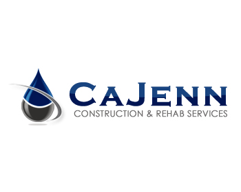 Logo Design by Crystal Desizns - Entry No. 167 in the Logo Design Contest New Logo Design for CaJenn Construction & Rehab Services.