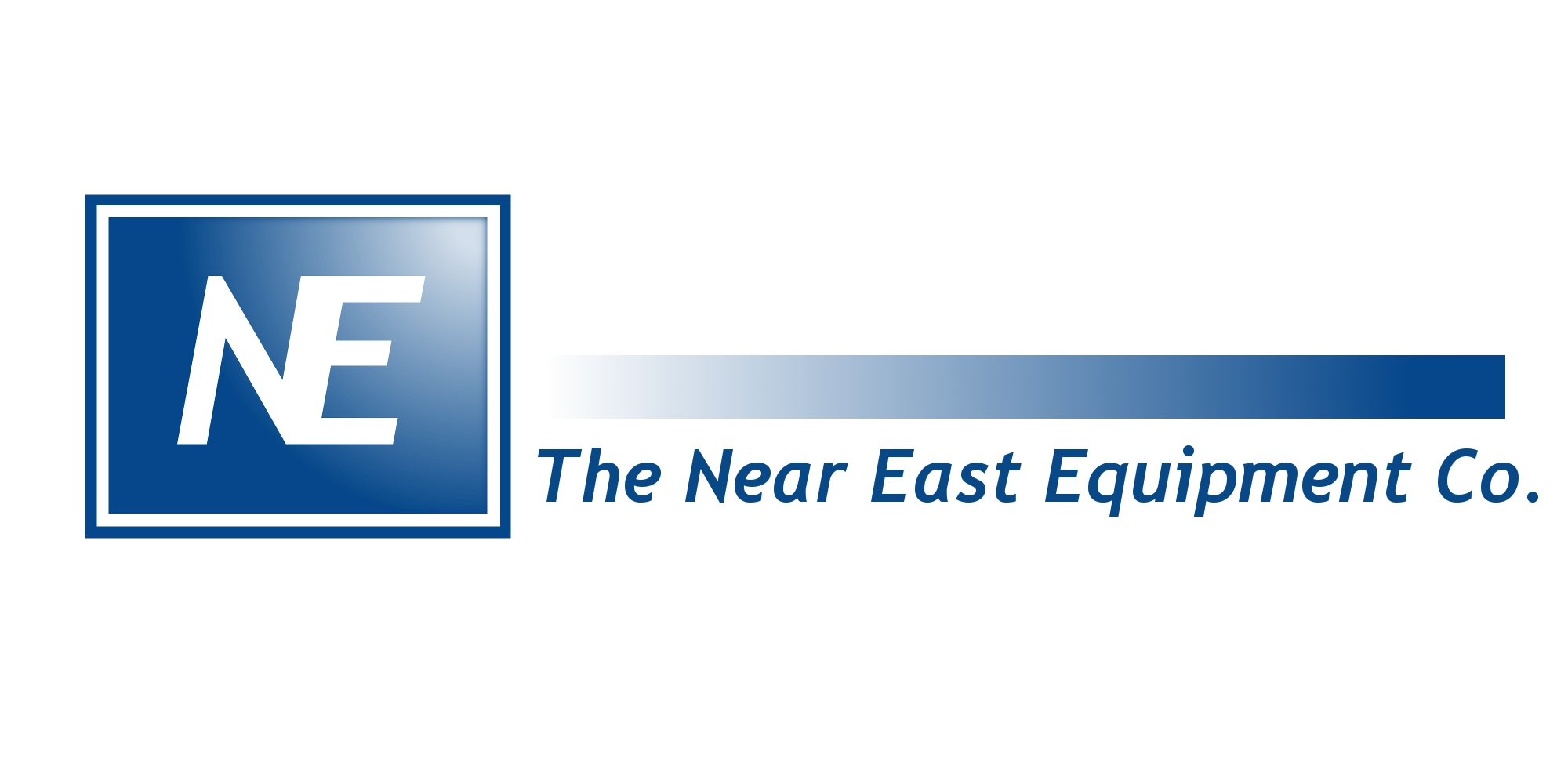Logo Design by dallywopper - Entry No. 144 in the Logo Design Contest Imaginative Logo Design for The Near East Equipment Co..