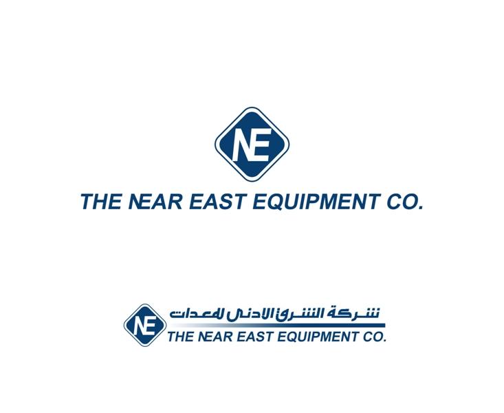 Logo Design by Juan_Kata - Entry No. 145 in the Logo Design Contest Imaginative Logo Design for The Near East Equipment Co..