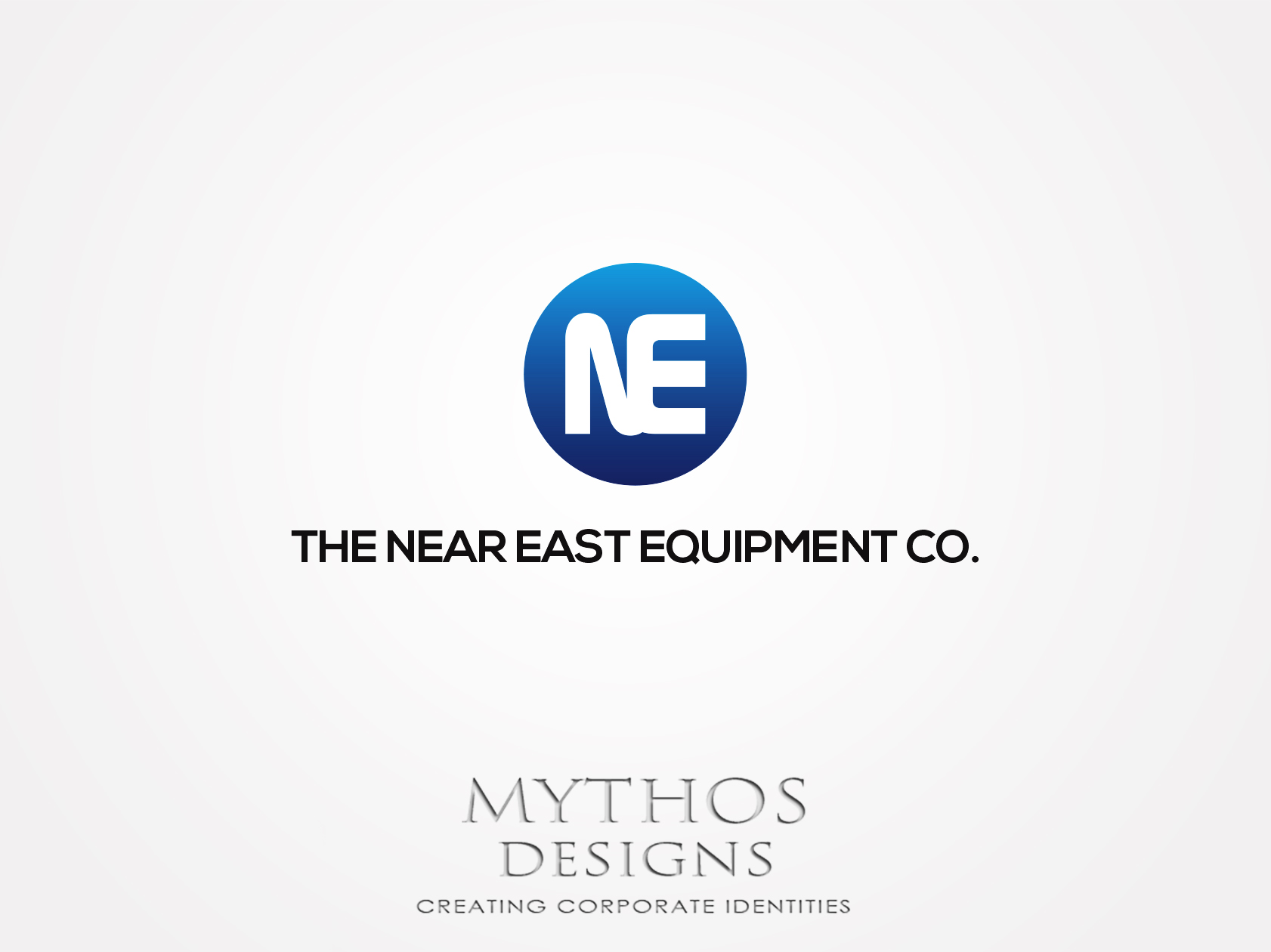 Logo Design by Mythos Designs - Entry No. 152 in the Logo Design Contest Imaginative Logo Design for The Near East Equipment Co..