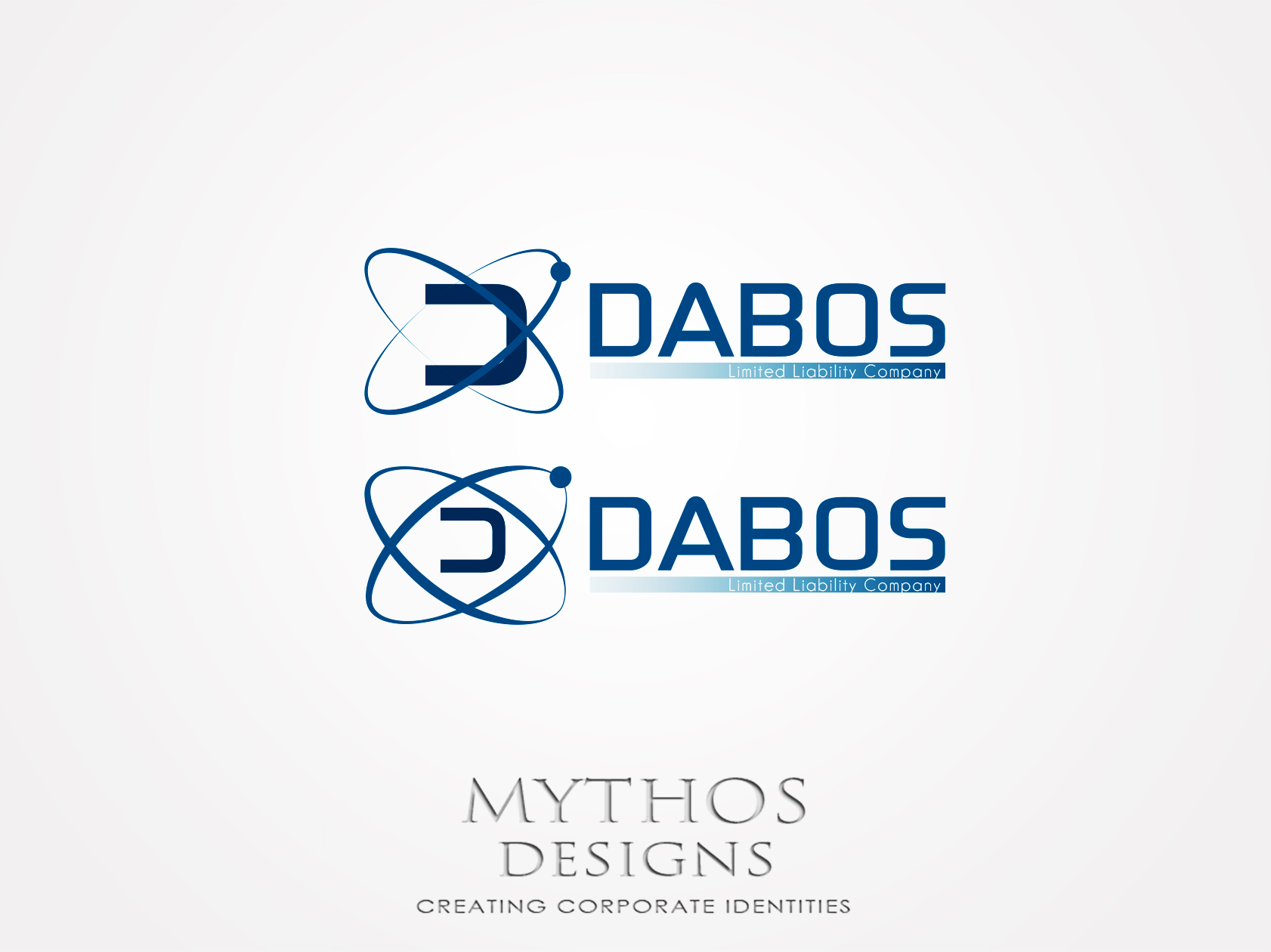 Logo Design by Mythos Designs - Entry No. 49 in the Logo Design Contest Imaginative Logo Design for DABOS, Limited Liability Company.