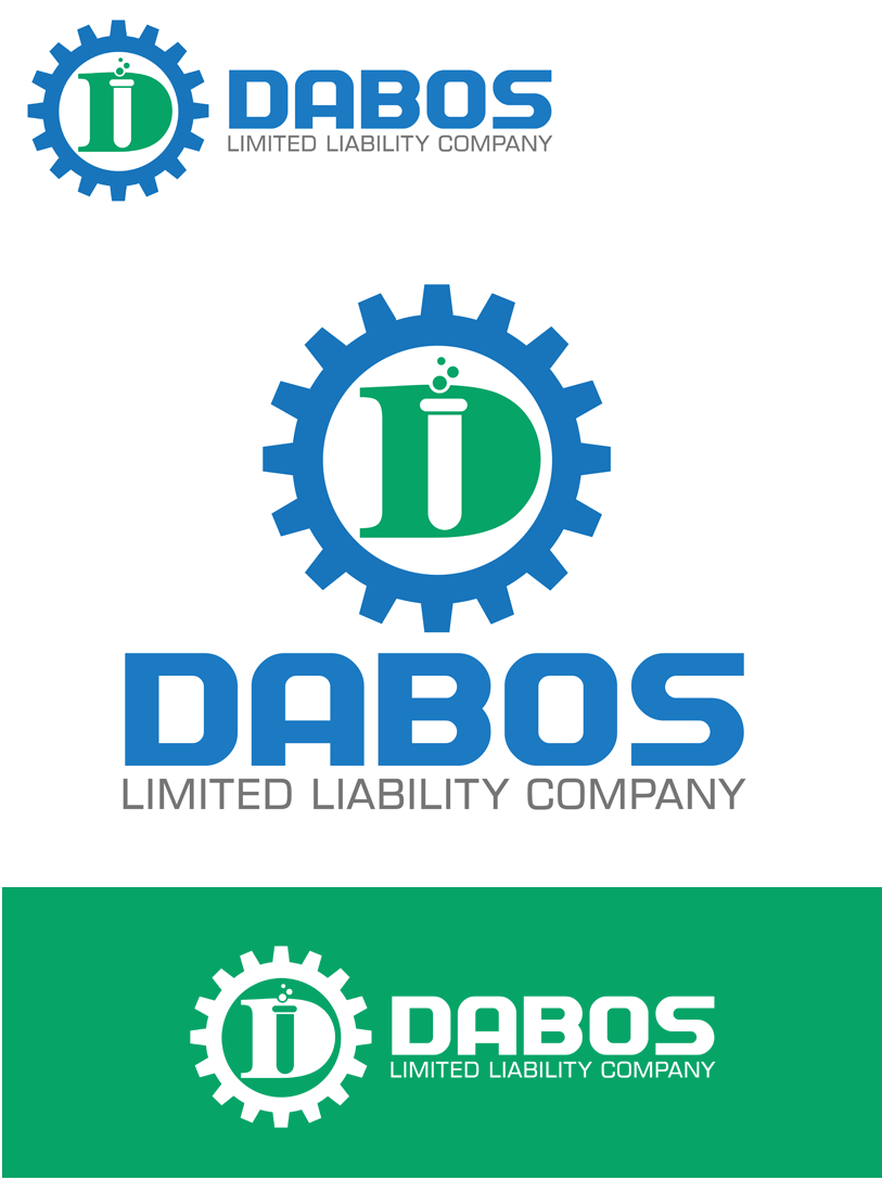 Logo Design by Private User - Entry No. 50 in the Logo Design Contest Imaginative Logo Design for DABOS, Limited Liability Company.